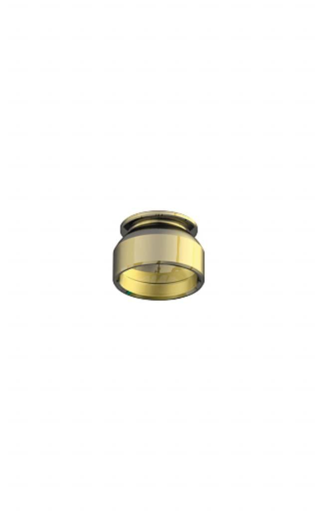 ALPHADENT NV 1235 / 1235 B - PRECI-CLIX Titangehäuse zum Einpolymerisieren (6 St. / 50 St.)