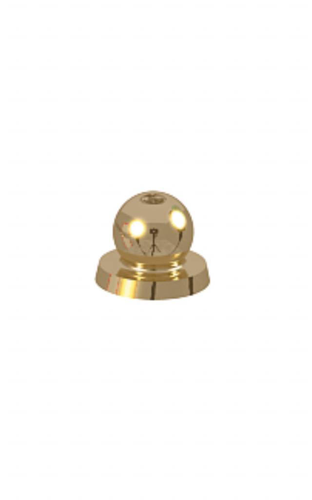 ALPHADENT NV 1201 C - PRECI-BALL OR: Patrize zum Löten