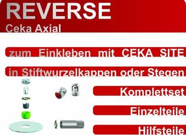 CEKA AXIAL REVERSE und CAD/CAM