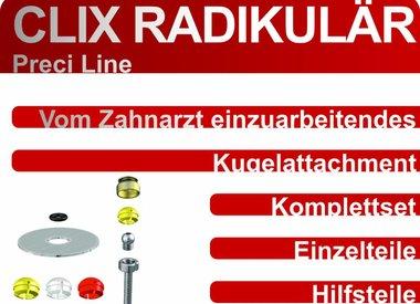 PRECI CLIX RADIKULÄR