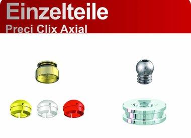 PRECI CLIX AXIAL - Einzelteile