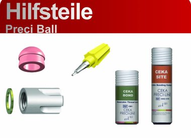 PRECI BALL - Hilfsteile