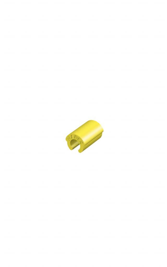 ALPHADENT NV 1802 / 1802 B - PRECI-VERTIX-Matrize gelb, normale Friktion
