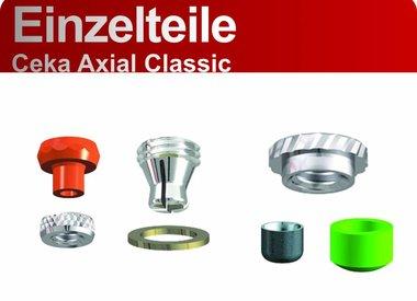 CEKA AXIAL CLASSIC - Einzelteile