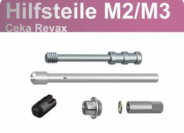 CEKA REVAX - Hilfsteile M2 oder M3