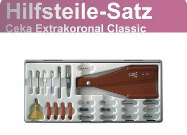 Ceka Extrakoronal Classic - Hilfsteilesätze