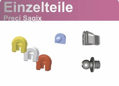 PRECI SAGIX - Einzelteile