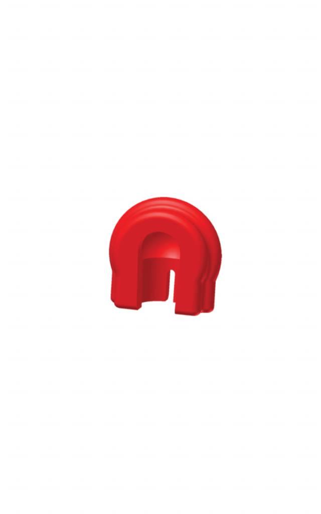 ALPHADENT NV 1363 / 1363 B - PRECI-SAGIX STANDARD: Matrize rot, starke Retention (6 St. / 50 St.)