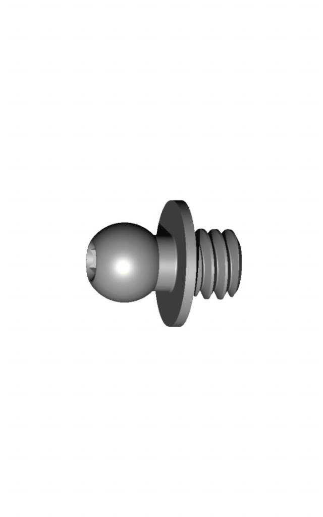 ALPHADENT NV 1374 - PRECI-SAGIX STANDARD: Patrize VCC für CAD/CAM-Anwendungen (ø 2,2)