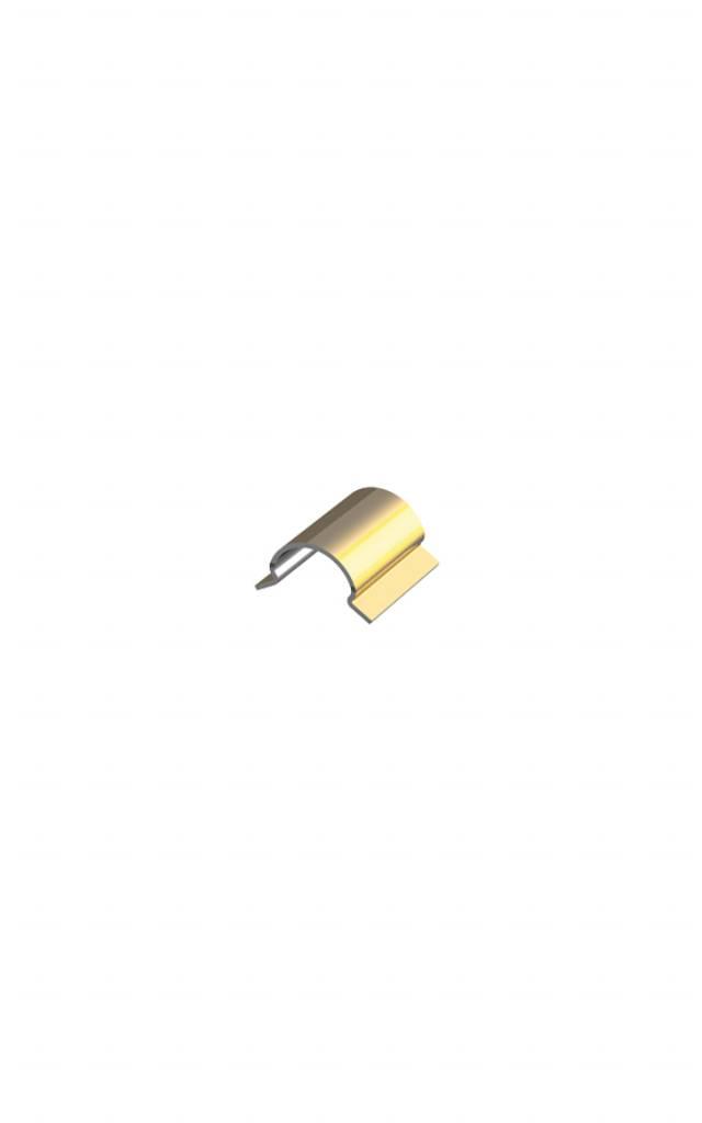 ALPHADENT NV 1706 / 1706 B - PRECI-HORIX Metallgehäuse für Kunststoffreiter
