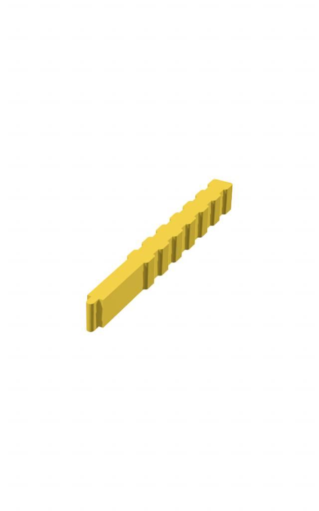 ALPHADENT NV 1705 - PRECI-HORIX Eindrückstift für Kunststoffreiter