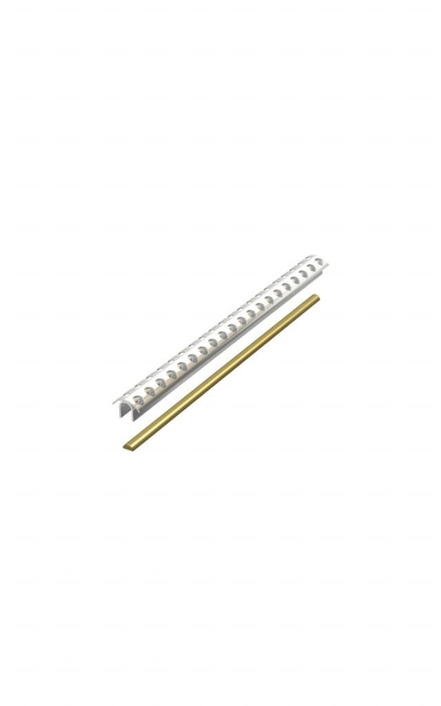 ALPHADENT NV 1102/H/MR/IN - PRECI-BAR MINI-REITER (Inox)