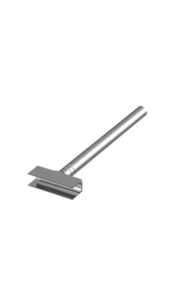 ALPHADENT NV 1100 P - PRECI-BAR STANDARD Parallelhalter
