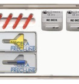 ALPHADENT NV REVAX SP 2 - Druckknopfsatz M2