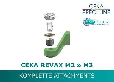 CEKA REVAX Komplett-Sets