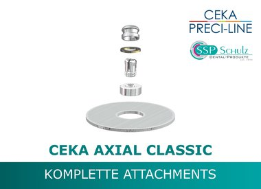 CEKA AXIAL CLASSIC Komplett-Sets
