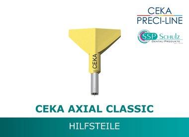 CEKA AXIAL CLASSIC Hilfsteile