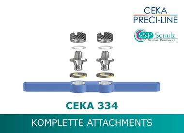 CEKA 334 Komplett-Sets