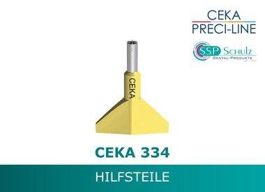 CEKA 334 Hilfsteile