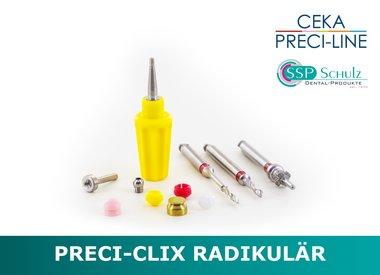 PRECI-CLIX RADIKULÄR