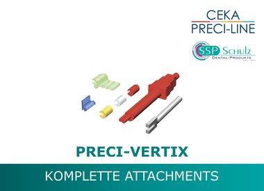 PRECI-VERTIX Komplett-Sets