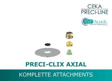 PRECI-CLIX AXIAL Komplett-Sets