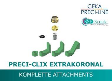 PRECI-CLIX EXTRAKORONAL Komplett-Sets