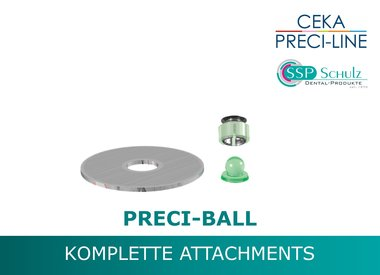 PRECI-BALL Komplett-Sets