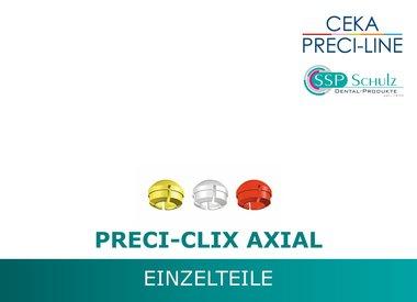 PRECI-CLIX AXIAL Einzelteile