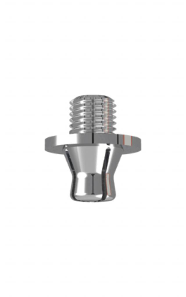 ALPHADENT NV 334 C  / 202 - CEKA 334  Überdimensionierter Druckknopf 2,02 mm