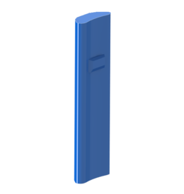 NOBIL METAL KN-812-1 - LV KON Bogenfriktion blau