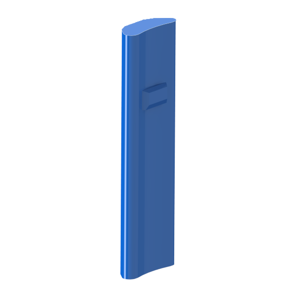NOBIL METAL KN-812-1 - LV KON: Bogenfriktion blau/schwach