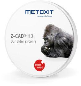 METOXIT Z-CAD® HD - 98.5x10mm