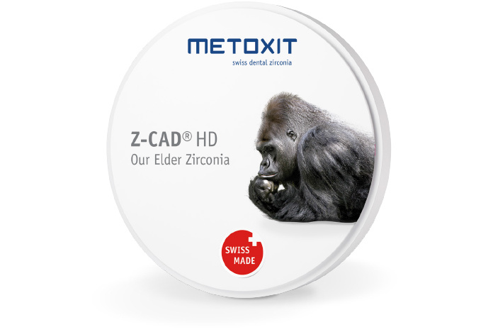METOXIT Z-CAD® HD - 98.5x10mm