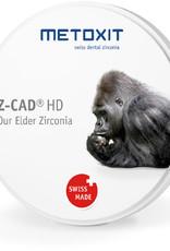 METOXIT Z-CAD® HD - 98.5x16mm