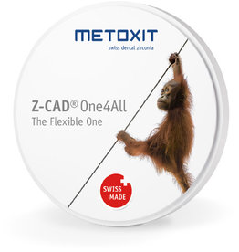 METOXIT Z-CAD® One4All - 98.5x10mm