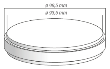 METOXIT Z-CAD® One4All - 98.5x14mm