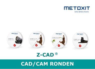 METOXIT CAD/CAM RONDEN