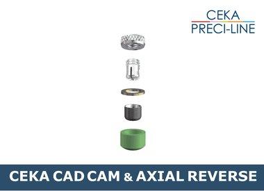 CEKA CAD/CAM & AXIAL REVERSE