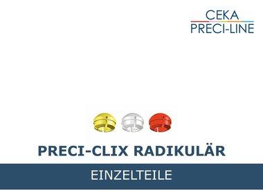 PRECI-CLIX RADIKULÄR Einzelteile