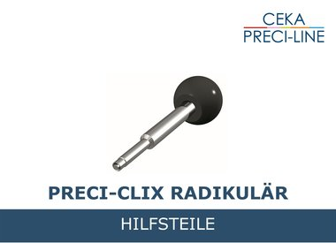 PRECI-CLIX RADIKULÄR Hilfsteile
