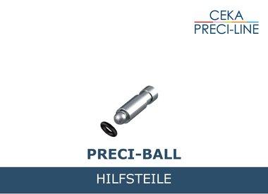 PRECI-BALL Hilfsteile