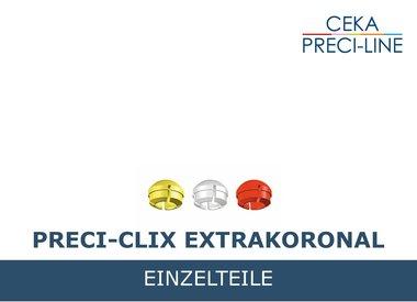 PRECI-CLIX EXTRAKORONAL Einzelteile
