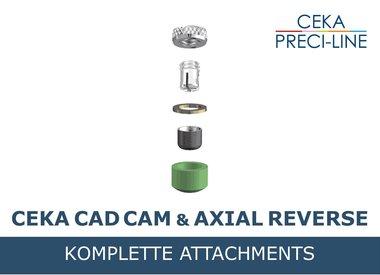 CEKA CAD/CAM Komplett-Sets