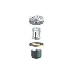 ALPHADENT NV RE 0185 TI CC - CEKA REVAX M2 CAD/CAM
