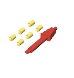 ALPHADENT NV 1811 CC - PRECI-VERTIX P CAD/CAM Satz
