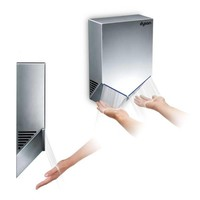 Airblade V hand dryer Nickel