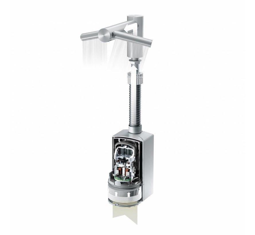 Airblade Wash+Dry handdroger WD04 Korte hals