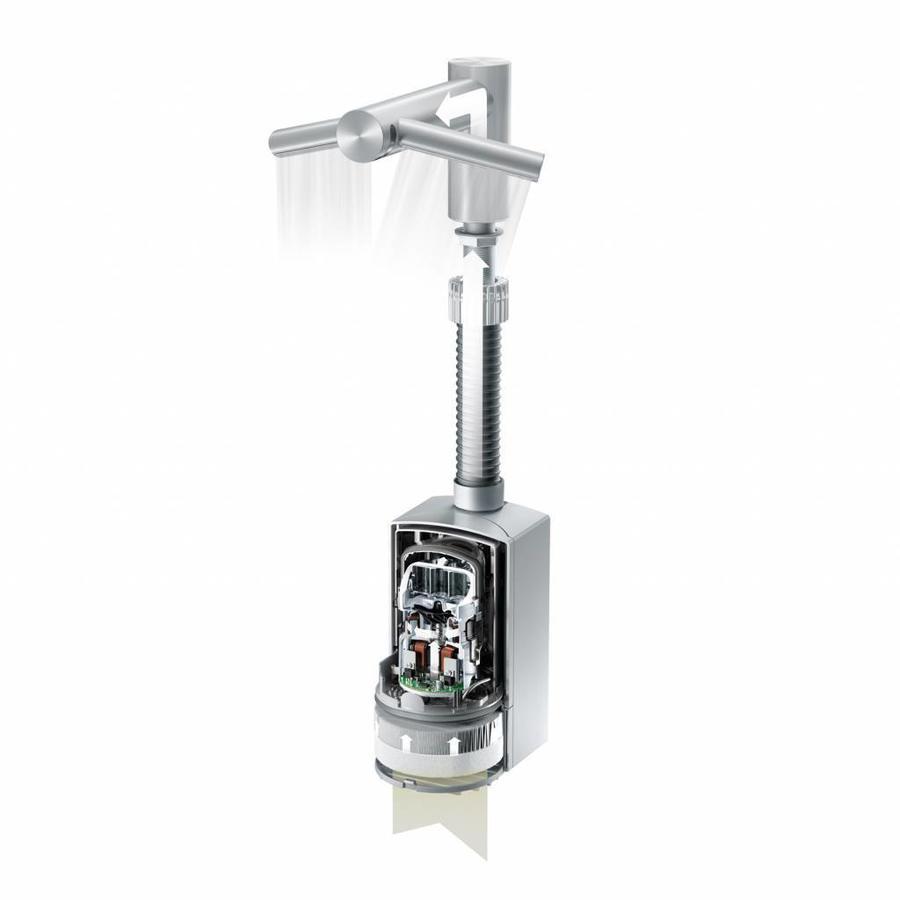 Airblade Wash+Dry handdroger WD04 Korte hals-2