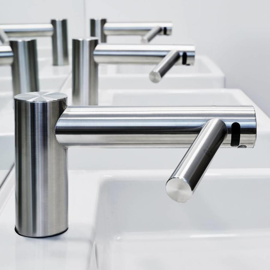 Airblade Wash+Dry handdroger WD04 Korte hals-3